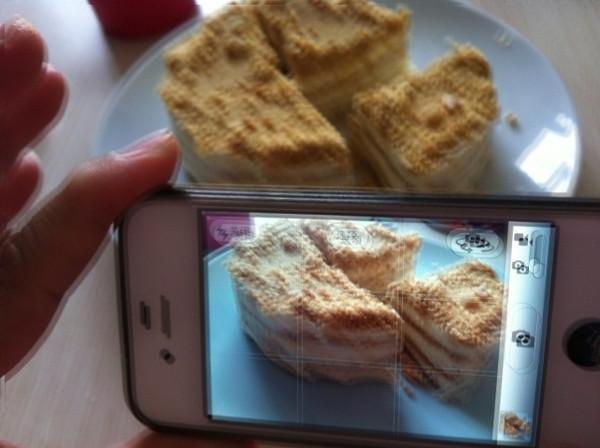 做的木糠蛋糕的做法_豆果美食