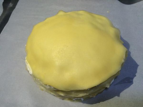 我是孙木木的榴莲千层蛋糕做法的学习成果照