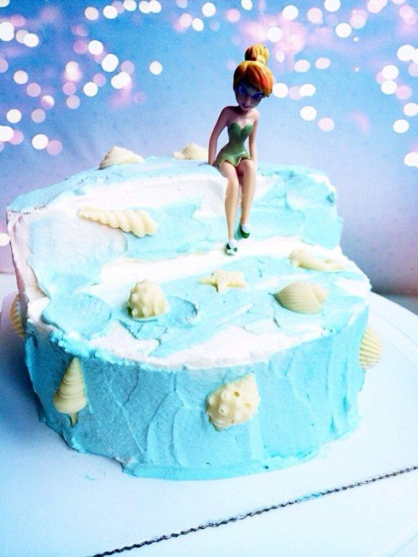 女童欧式蛋糕图片大全