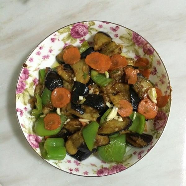 虫虫爱做饭做的红烧做法的茄子_豆果生态美食烟村美食图片