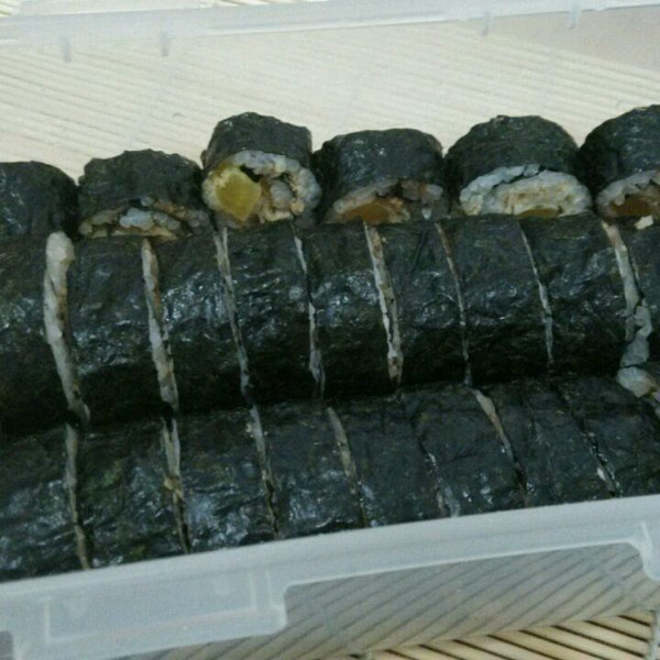 abdiel做的家常寿司的做法