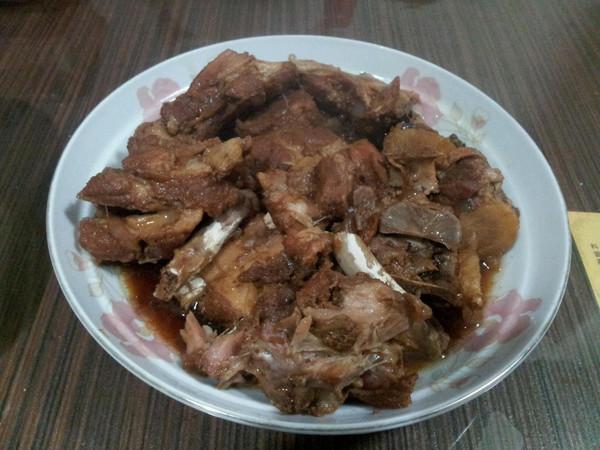 千纸鹤25做的红烧排骨的做法_豆果美食