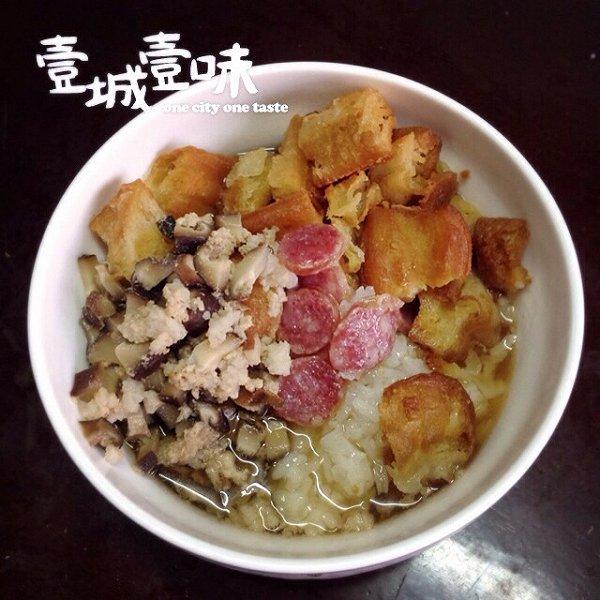 温州糯米饭(炊饭)的做法