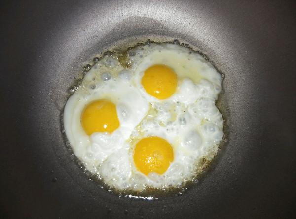 陆叮叮叮叮的煎鸡蛋做法的学习成果照