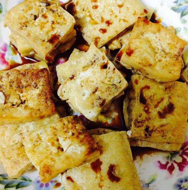 油炸豆腐的家常做法_油炸豆腐的做法
