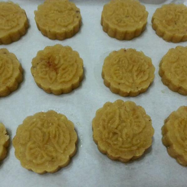 逸苒做的绿豆糕的做法