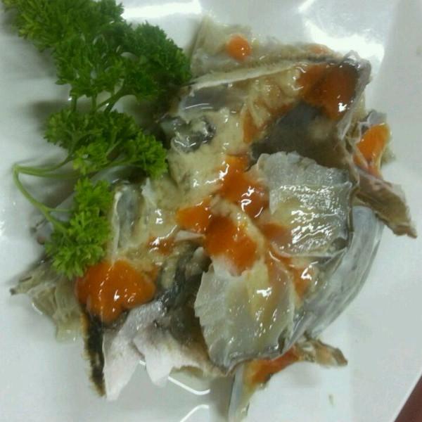 毛毛虫zhou做的宁波红膏呛蟹的做法