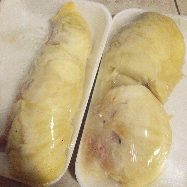 别家小孩儿做的榴莲的做法_豆果美食