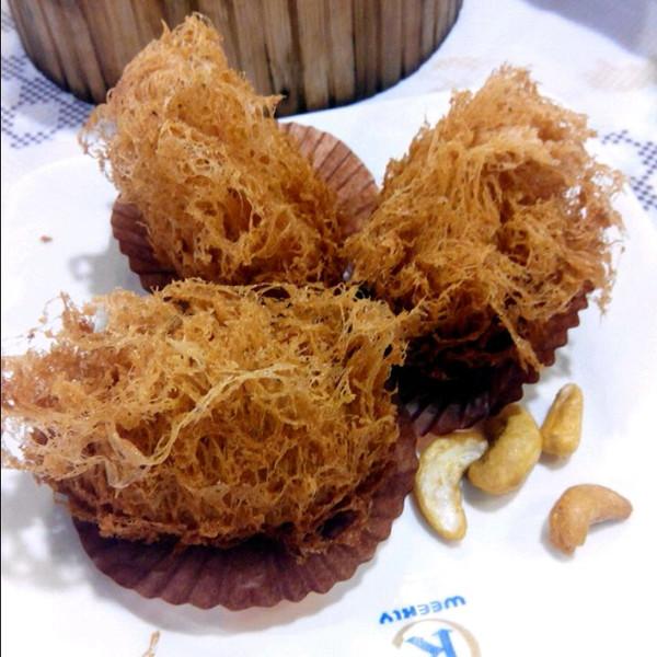 yuri嗔木做的蜂巢芋头的做法_豆果美食