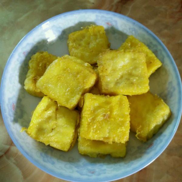 油炸豆腐的家常做法_油炸嫩豆腐的做法