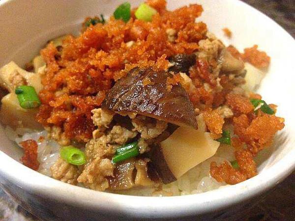 陌上飘尘的温州早餐糯米饭做法的学习成果照