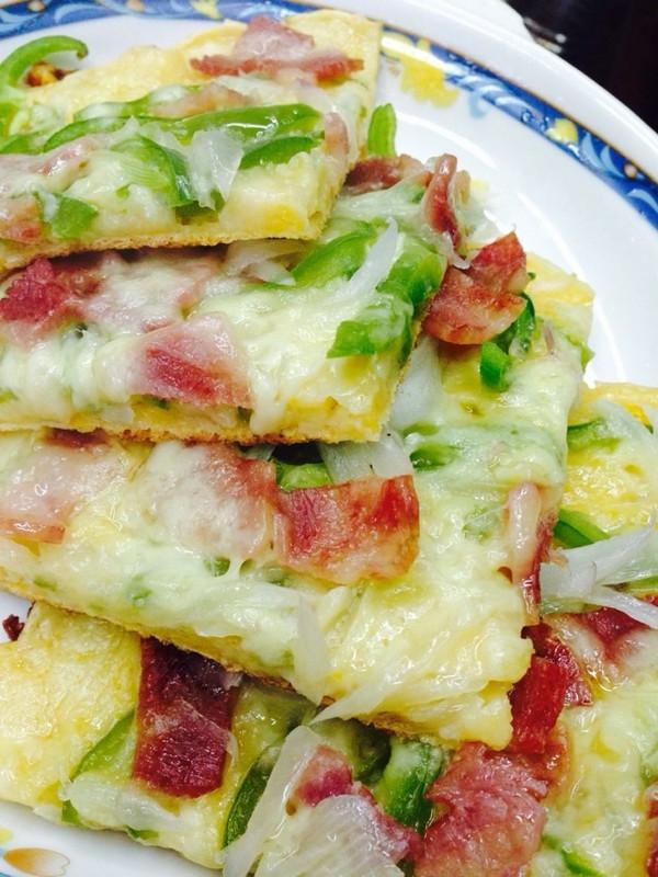 底锅简易披萨的做法