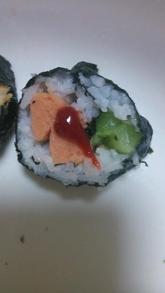 沫小丽做的家常寿司的做法