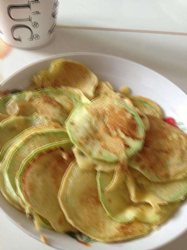 角瓜饼的做法大全_韩式角瓜饼的做法