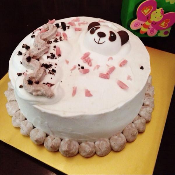 动物蛋糕图片立体