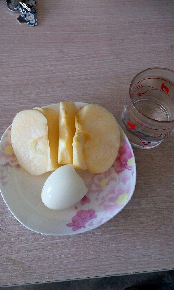 胡小兔的减肥早餐做法的学习成果照