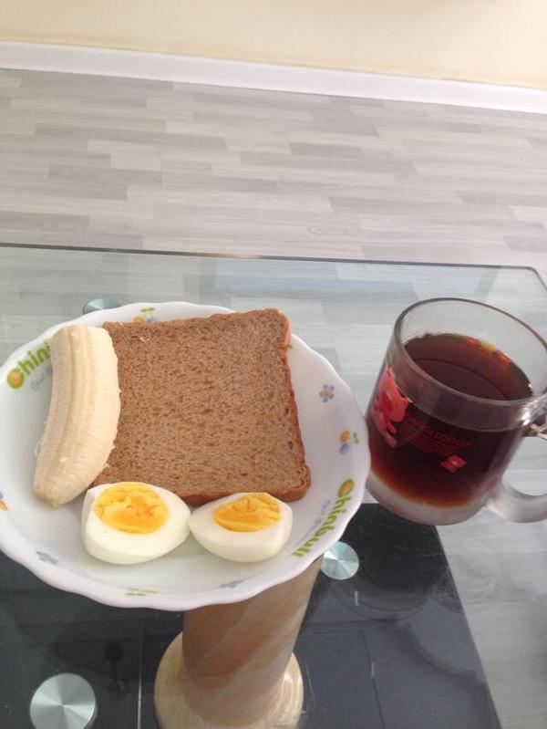 魔仙公主的瘦身早餐做法的学习成果照