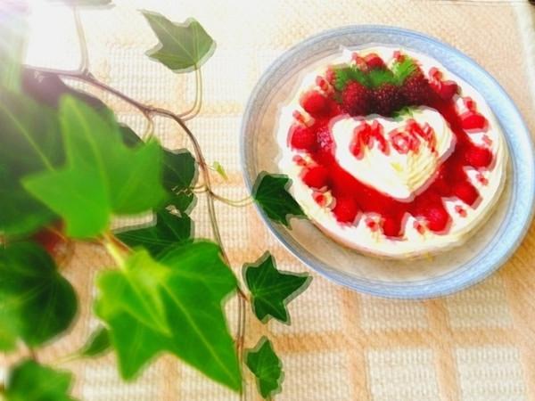 超简单水蜜桃慕斯蛋糕