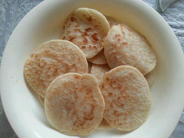 糊嫮的糯米饼做法的学习成果照