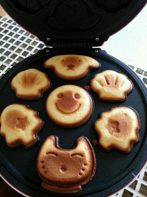 蜂蜜海绵蛋糕(蛋糕机制作)