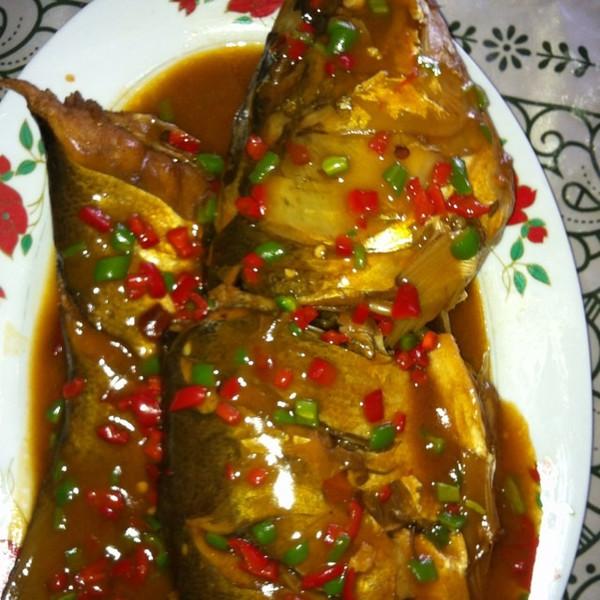 塔城美食做的红烧鱼的做法_豆果美食