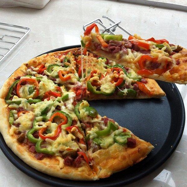 宝宝披萨做法大全图解