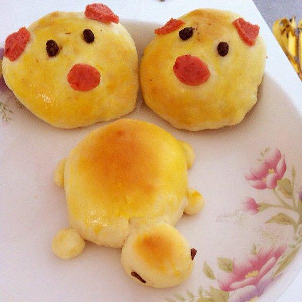 梓萱厨房做的小动物的聚会的做法