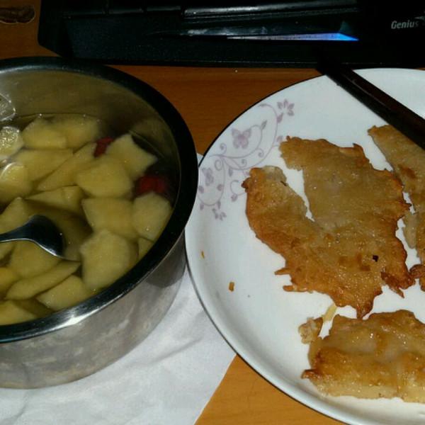 木子鱼0做的早餐的做法_豆果美食