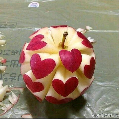 123木头人123啦啦啦啦啦啦的爱心苹果做法的学习成果