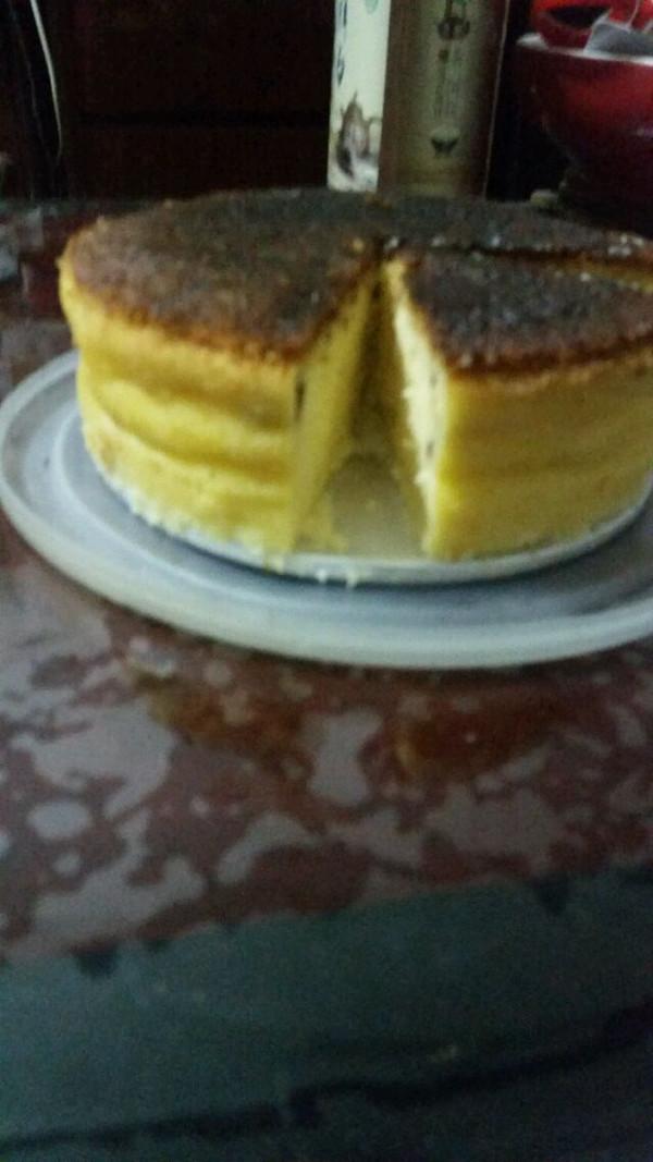 可爱的宝宝568329的大理石花纹芝士蛋糕做法的学习照