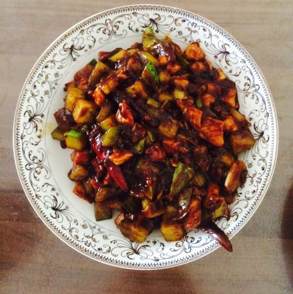 rita 蕾蕾的宫爆鸡丁做法的学习成果照 豆果美食