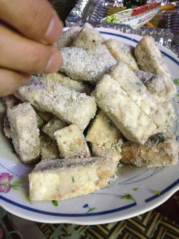 coco木子做的一潮潮州菜教你做香甜可口的反沙芋头的