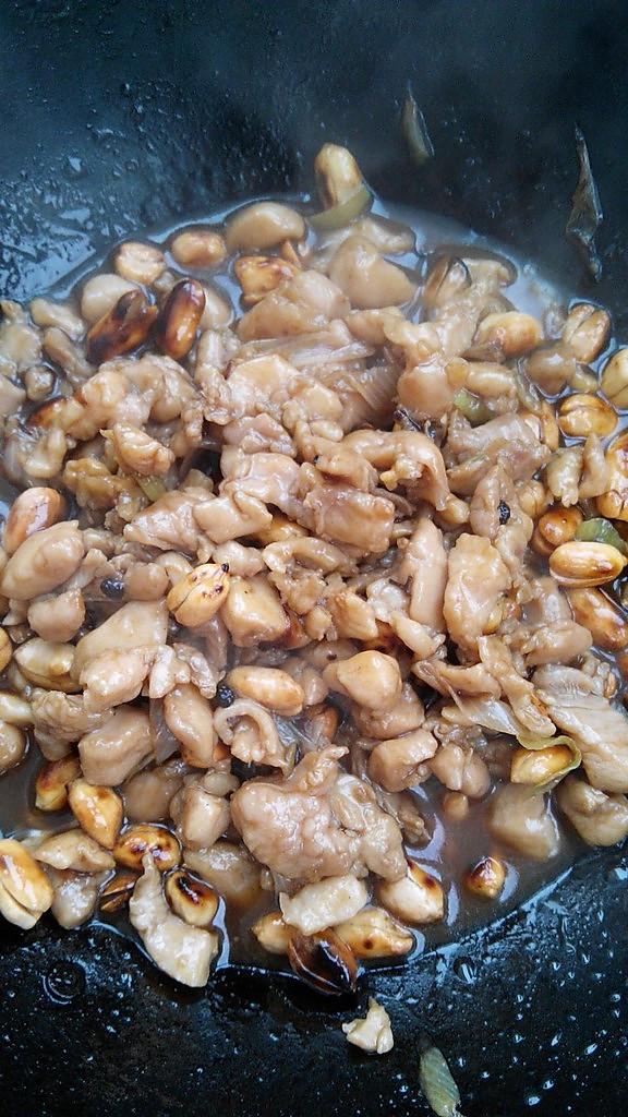 幸福的味道 的宫保鸡丁做法的学习成果照 豆果美食