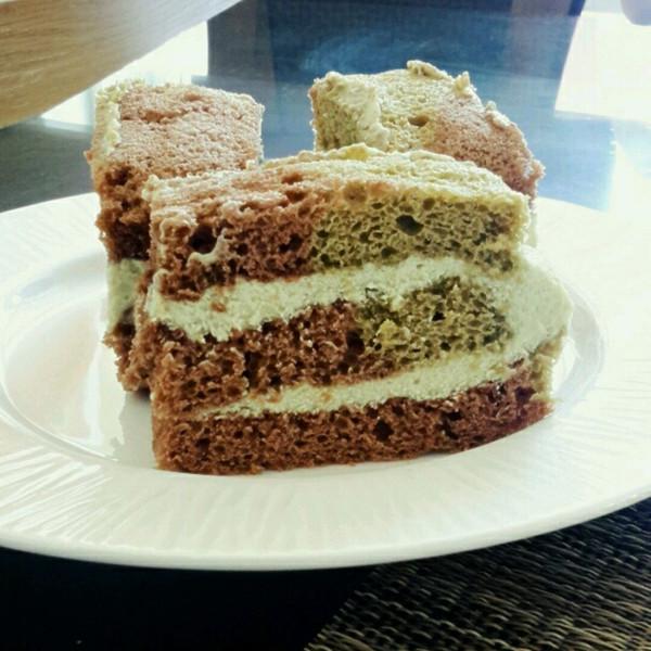 蛋糕背景粉素材
