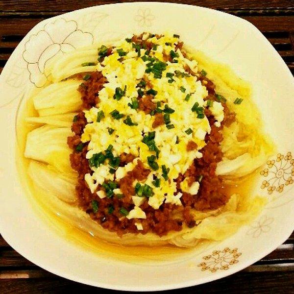 蒜蓉娃娃菜 简单又美味的家常菜