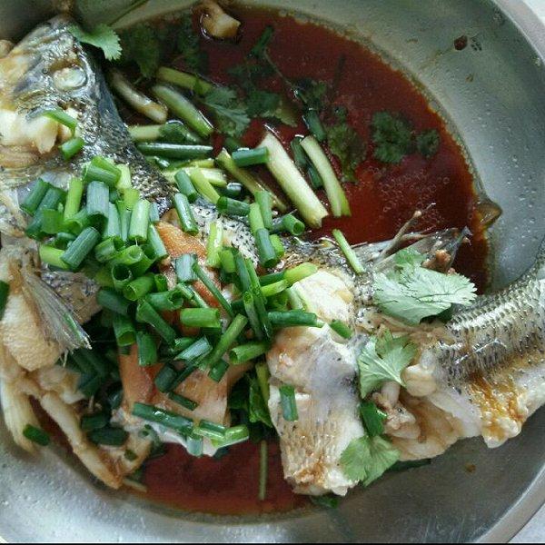 清蒸鱼的做法